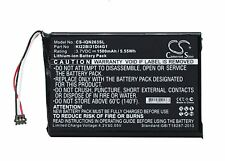 Battery For Garmin Nuvi 2689LMT 1500mAh / 5.55Wh GPS, Navigator Battery