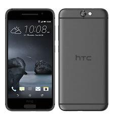 """NUOVO CON SCATOLA HTC One A9 16GB Grigio 5"""" pollici Sbloccato Di Fabbrica 4G/LTE 3G 2G GSM SIMFREE"""