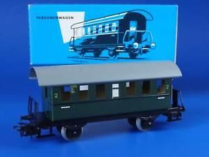 MARKLIN H0 - 4000 - Local Passenger Coach / BOX - LN