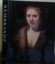 Rembrandt Paintings by H. Gerson (1968, Hardcover, Illustrated) DC, Like New