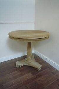 French Style Handmade Occasional Table - Round Table