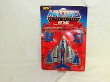MASTERS OF THE UNIVERSE JET SLED--MOTU--NEW OLD STOCK IN BUBBLE PACK--NO RESERVE