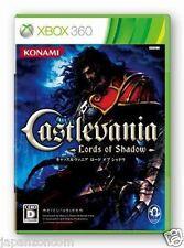 Used Xbox 360 Castlevania: Lords of  MICROSOFT JAPAN JP JAPANESE JAPONAIS IMPORT