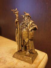 RADAGAST The Hobbit Middle Earth Mini Statue 3 Inch 2012