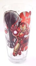 Marvel Avengers Age Of Ultron Iron Man Boy's Kids Drinking Glass Cup Tumbler