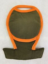 Genuine Maxi Cosi Baby Car Seat crotch pad cover Cabriofix Buckle Protect Green