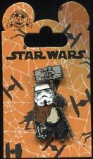 Ewok Trick or Treat Star Wars Halloween Disney Pin 110452