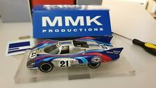 MMK PSK PROTO SLOT KIT RESIN Porsche 917 LH #21 LM71 Limited Edition 300 world