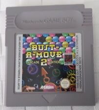 TESTED BUST A MOVE 2 - NINTENDO GAMEBOY GB GAME