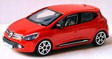 Renault Clio IV Typ X98 2012-16 rot red 1:43 Bburago