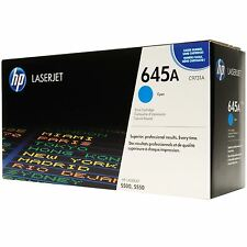 Original hp Toner C9731A 645A Cyan for Laserjet 5500 5550 New B
