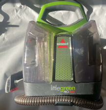 BISSELL 5207G Little Green ProHeat Portable Upholstery and Carpet Cleaner