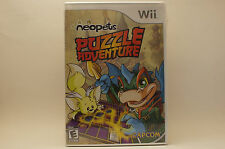 Neopets Puzzle Adventure (Nintendo Wii, 2008)