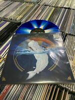 Mastodon LP Europa Leviathan 2019 Klappcover Royal Blue Bone White Splatter