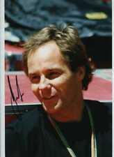 Gerhard Berger Ferrari F1 Portrait Signed Photograph 2