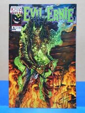 EVIL ERNIE: DESTROYER #1 of 9 1997 Part 5 CHAOS! 9.0 VF/NM Uncertified
