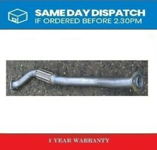 NISSAN NAVARA D22 2.5TD 1998-2001 FRONT FLEXI DOWN PIPE EXHAUST NEW (AFTER CAT)
