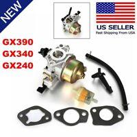 Details about  /US Carburetor For Honda GX390 GX340 GX240 GX270 8// 9// 11// 13 HP Engine Carb Kit