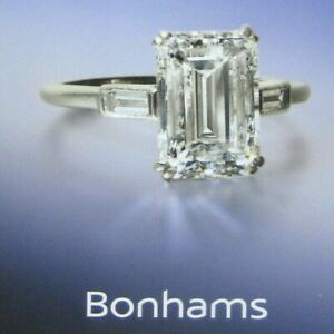 Bonhams Auction Catalog 2015 Jewellery London Tiffany Van Cleef Arpels Oved