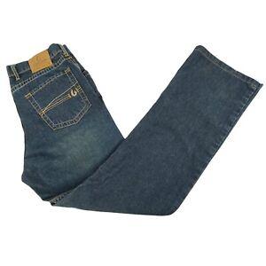 LAPCO FR Flame Resistant Jeans Mens Jeans 36x32 Work Wear Straight Leg