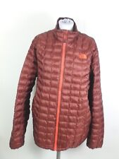 The North Face *27636 Thermoball Full Zip Steppjacke Jacke Herren XL Braun