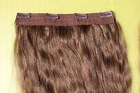 capelli extension fascia da 20 cm. con tripla cucitura e clip capelli umano