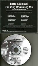 Birthday party BARRY ADAMSON King of Nothing Hill ADVNCE PROMO DJ CD Nick Cave