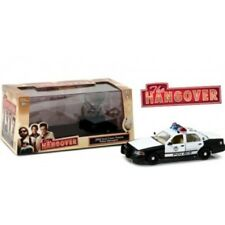 Greenlight Ford Crown Victoria Police Interceptor The Hangover 2000