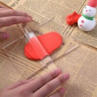 Home Ceramic Sticks DiyCraft Transparent Acrylic Rod Clay Roller Pottery Tools