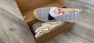 roxy espadrilles shoes , Uk 7