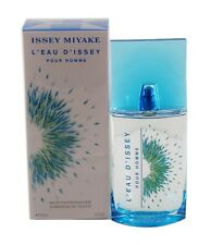L'eau D'issey Summer 2016 By Issey Miyake Edt Spray 4.2 Oz New In Box