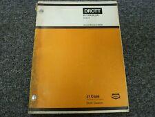 Case Drott 40 Series D Crawler Excavator Shop Service Repair Manual S-406294