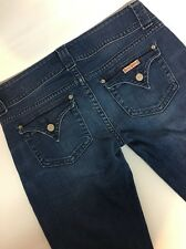 Hudson Jeans Signature Low Boot cut with Flap Pockets Size 28