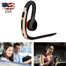 Wireless Bluetooth Headset Stereo Headphone Earbuds for iPhone Se 6 6S 7 Lg Htc