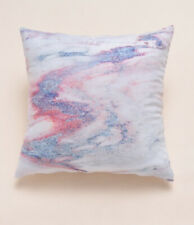 Pink Blue Marble Space Tie Dye print CUSHION COVER Uni Room Contemporary Decor
