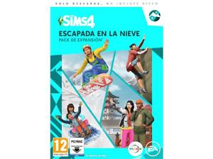 PC Los Sims 4 Escapada en la Nieve Pack de Expansión
