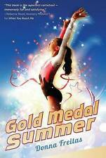 Gold Medal Summer-ExLibrary