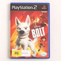 Disney Bolt for Sony PlayStation 2 (PS2 Game) [PAL]