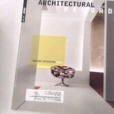 Architectural Record Magazine New York City Ballet September 2010 070417nonrh