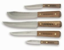 Ontario Knife Company Old Hickory 5 Piece Cutlery Set *SUPER FAST FREE SHIP*