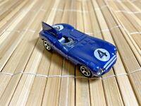 Hot Wheels Hall of Fame 1957 Jaguar D TypeLoose Die-cast Toy Race Car