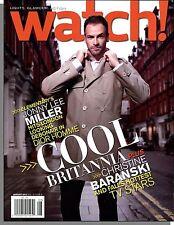 Watch! - 2013, August - Johnny Lee Miller, Christine Baranski, Peter Bergman