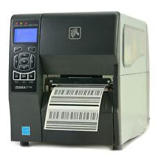 Zebra ZT230 Direct Thermal Label Printer w/USB Parallel Serial ZT23042-D01200FZ