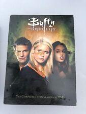 Buffy the Vampire Slayer - Season 3 (DVD, 2006, 6-Disc)*Sarah Michelle Gellar