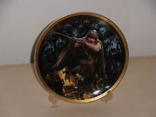 "Lord of the rings The Fellowship of the Ring. Gimli & ""The Mines of Moria"" plate"