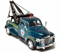 New Kinsmart 1953 Chevrolet 3100 Wrecker 1:38 diecast model toy tow chevy GREEN