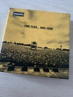 OASIS-Time Flies.1994-2009 The Best of BOX SET 3-CD DVD 2010 (GREAT CONDITION)