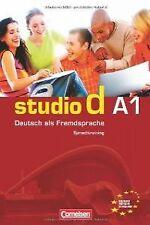 STUDIO D (A1) (EJERCICIOS).(CURSO ALEMAN). ENVÍO URGENTE (ESPAÑA)