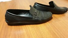 Hugo Boss Godfather 2 Calfskin Leather Slip Ons Loafers Moccasins Shoes Size 10
