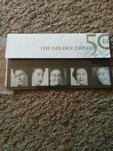 2002 Queen Elizabeth Golden Jubilee stamps